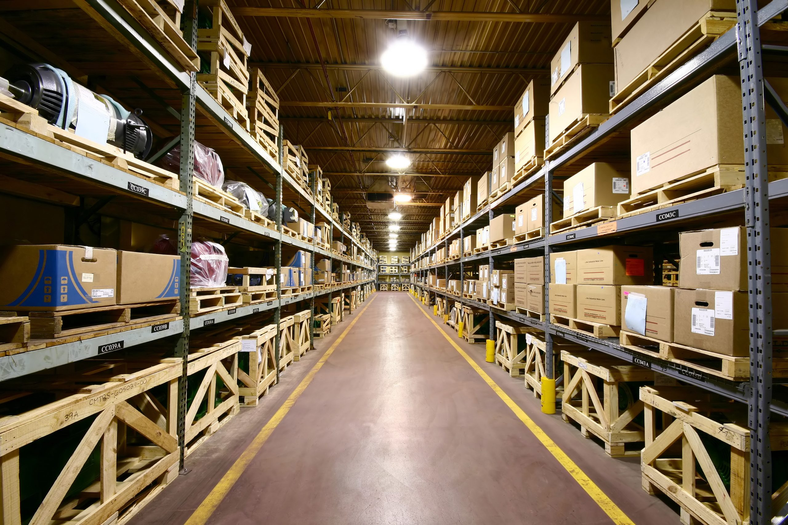 amazon fba warehouse address