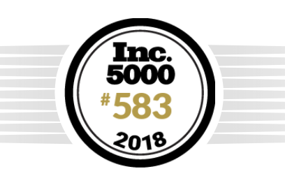 Inc. 5000 List 2018 – Empire Flippers #583