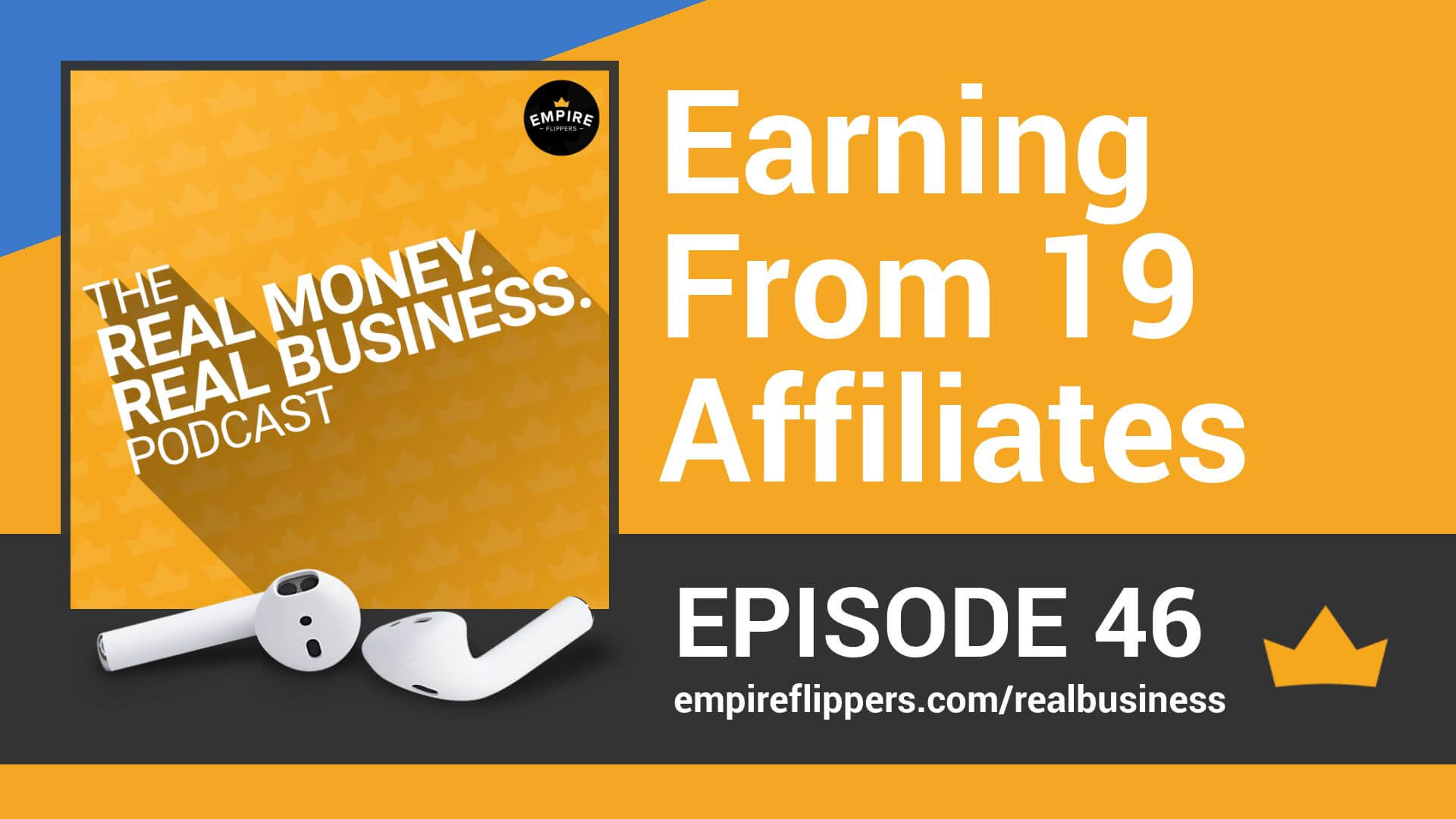 Earning From 19 Affiliates