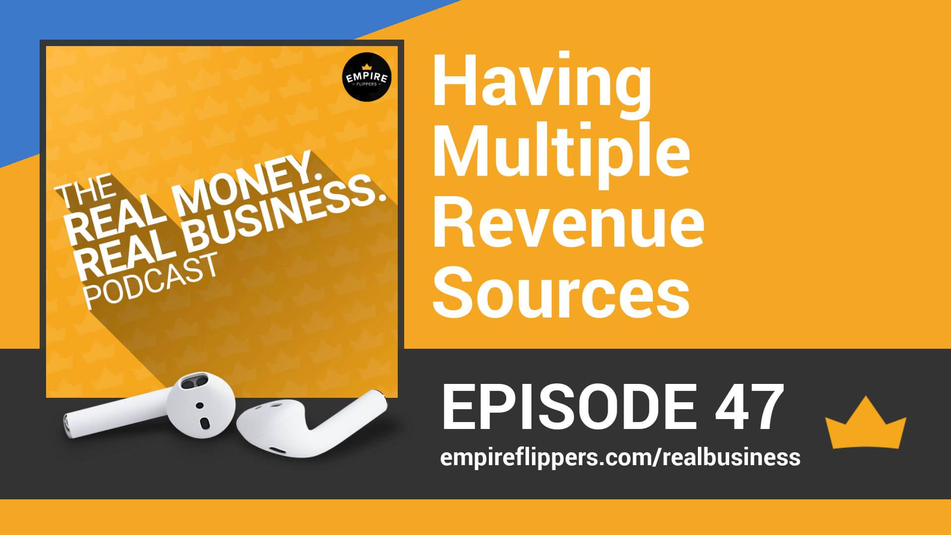 Having Multiple Revenue Sources
