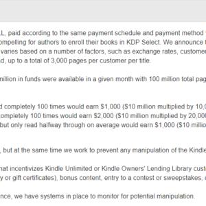 Kindle Publishing Business Model Explained