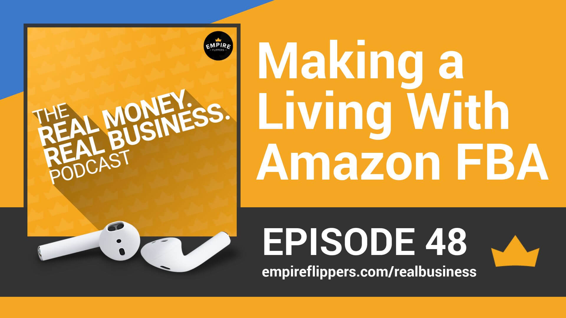 Making a Living With Amazon FBA
