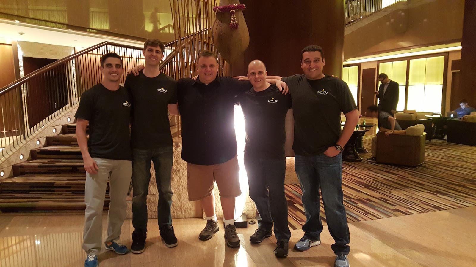 Management Team Conrad Bangkok