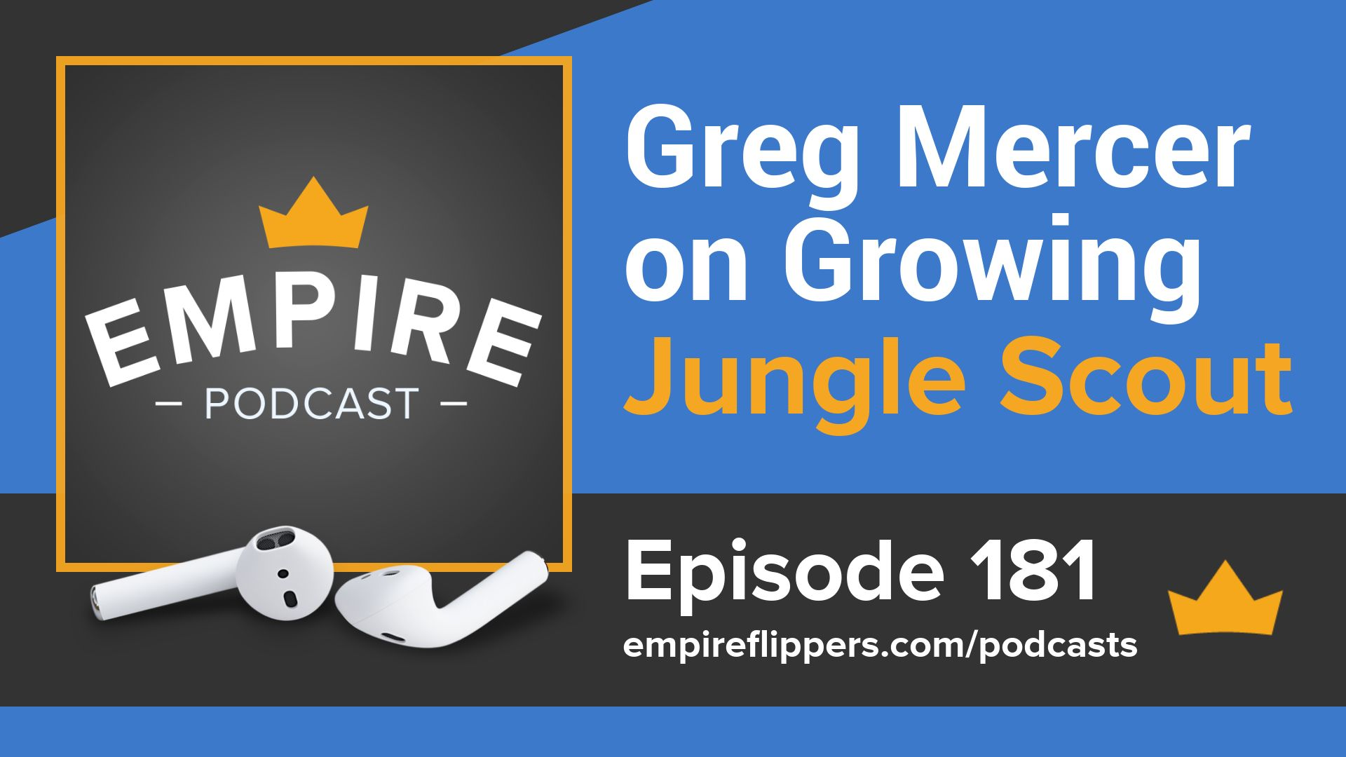 Greg Mercer on Growing Jungle Scout