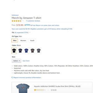 Amazon Merch Explained
