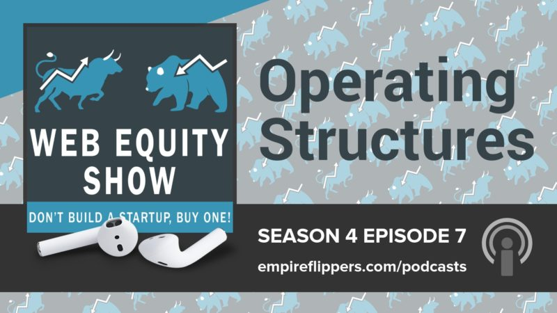 WES S04E07: Operating Structures