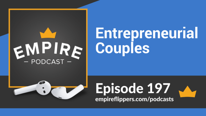 EFP 197: Entrepreneurial Couples