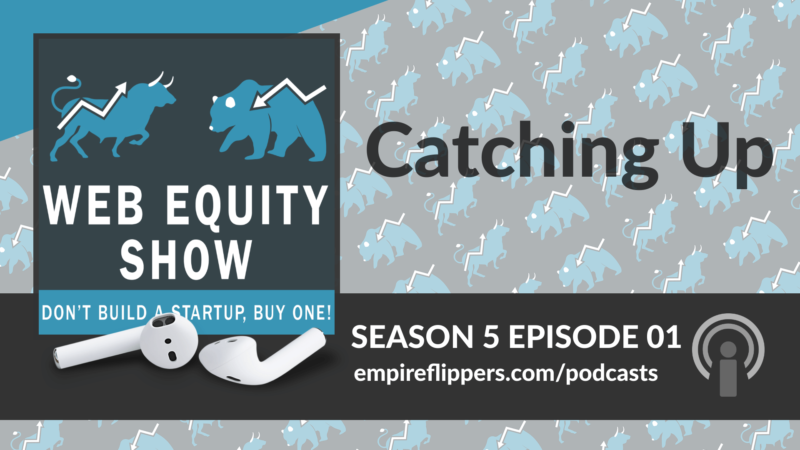 WES S05E01: Catching Up – 3.10.2020