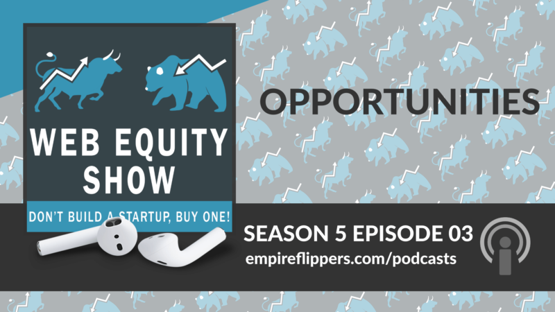 WES S05E03: Opportunities – 4.1.2020
