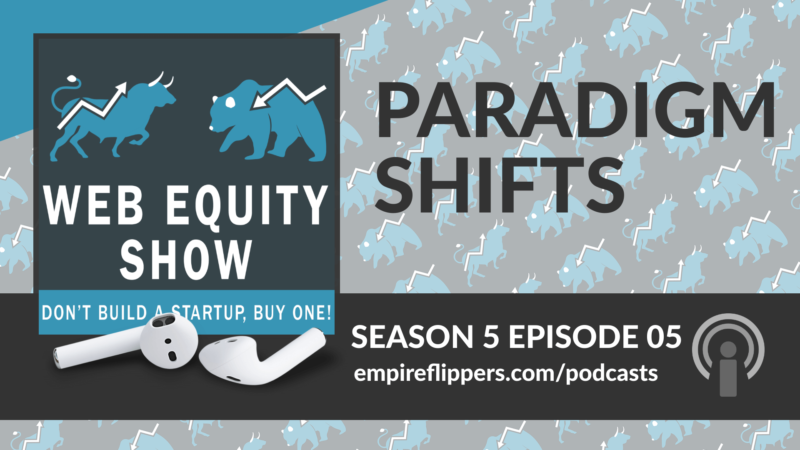 WES S05E05: Paradigm Shifts