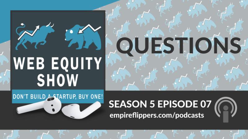 WES S05E07: Questions