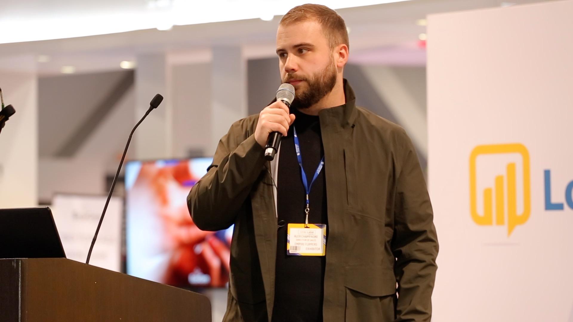 Alex Champagne Keynote