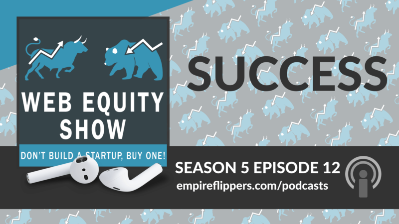 WES S05E12: Success