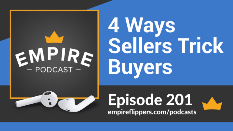 EFP 201: 4 Ways Sellers Trick Buyers