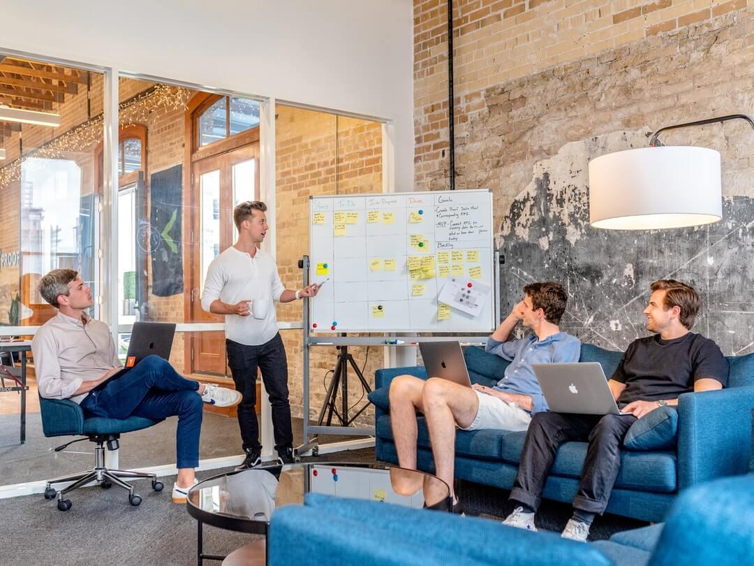 Hubspot vs Salesforce group image